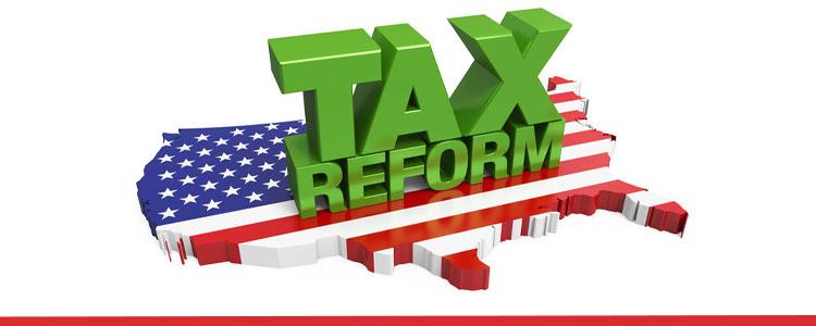 TCJA Tax Reform