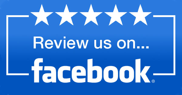 We Appreciate Your Facebook Review
